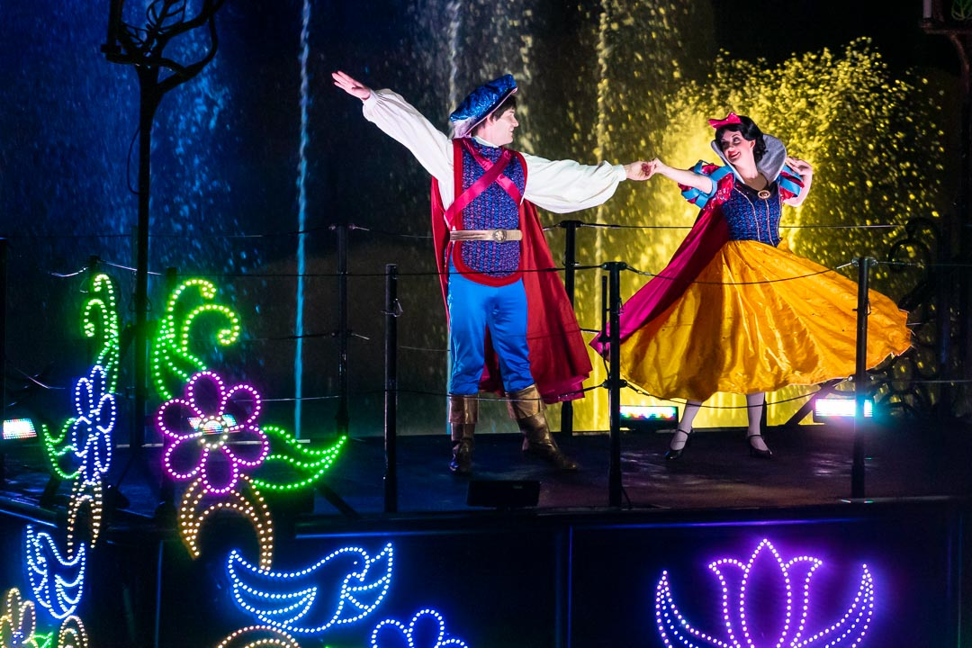 Fantasmic - Snow White