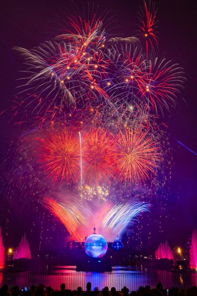 Illuminations 4th of July Finale