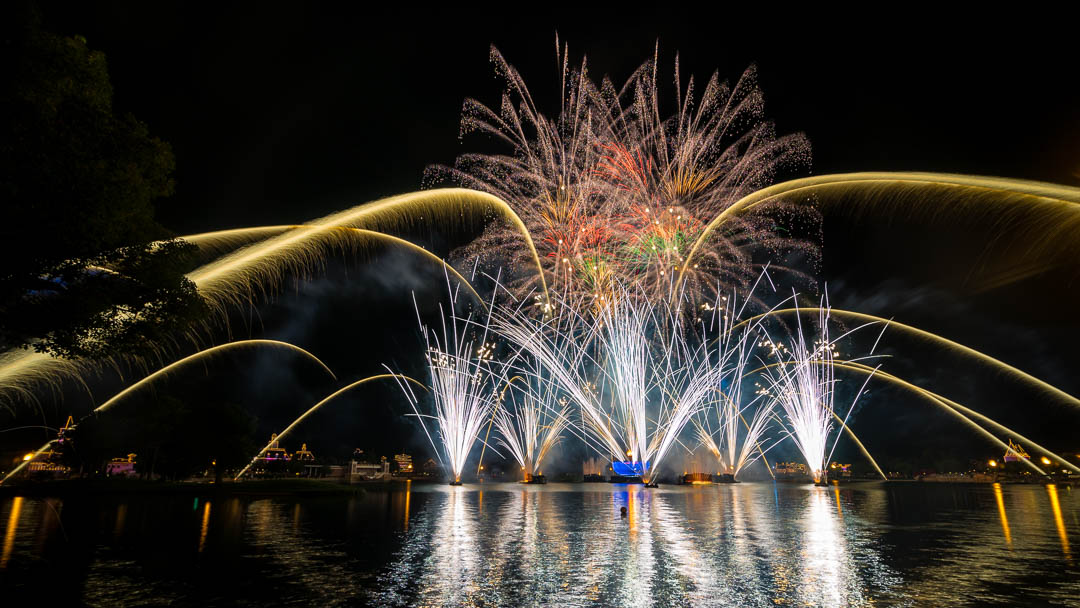 Illuminations Finale from Mexico