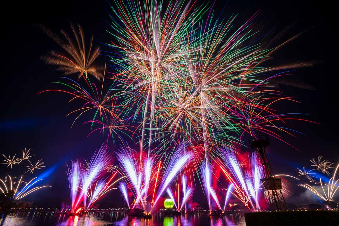 Illuminations - New Year's Eve
