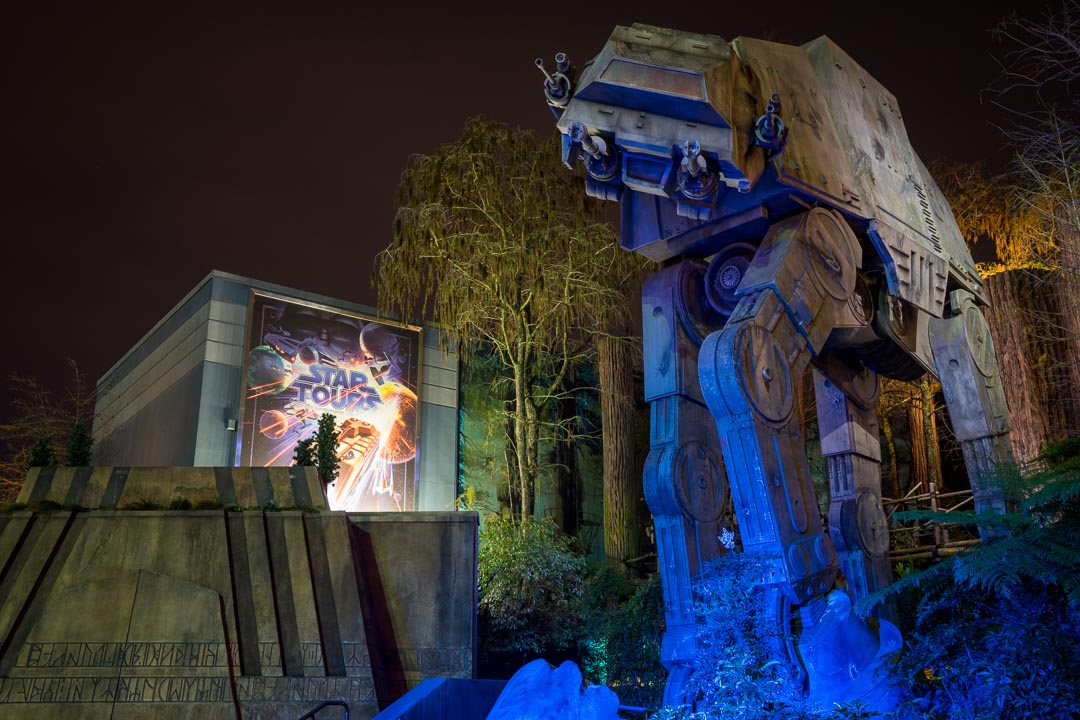 Star Tours at Night