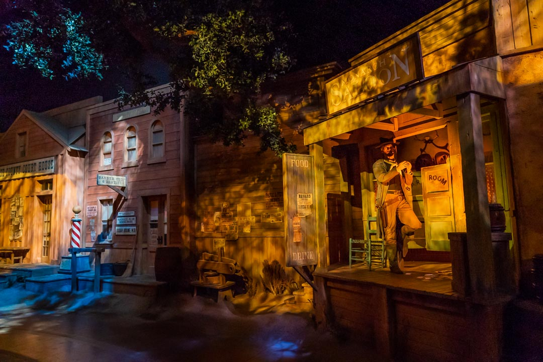 The Great Movie Ride - Clint Eastwood