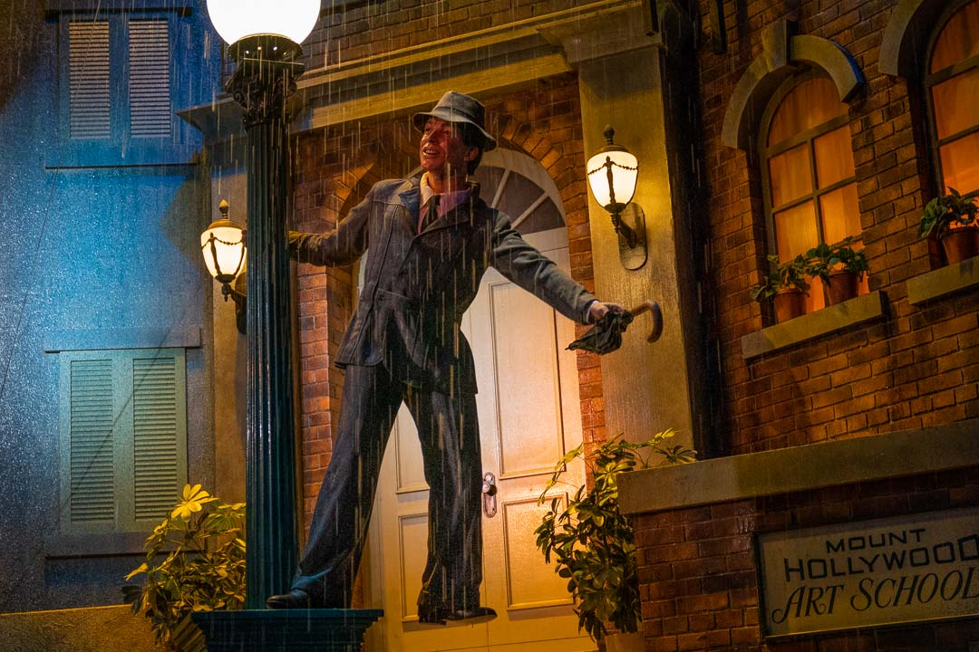 The Great Movie Ride - Singing in the Rain