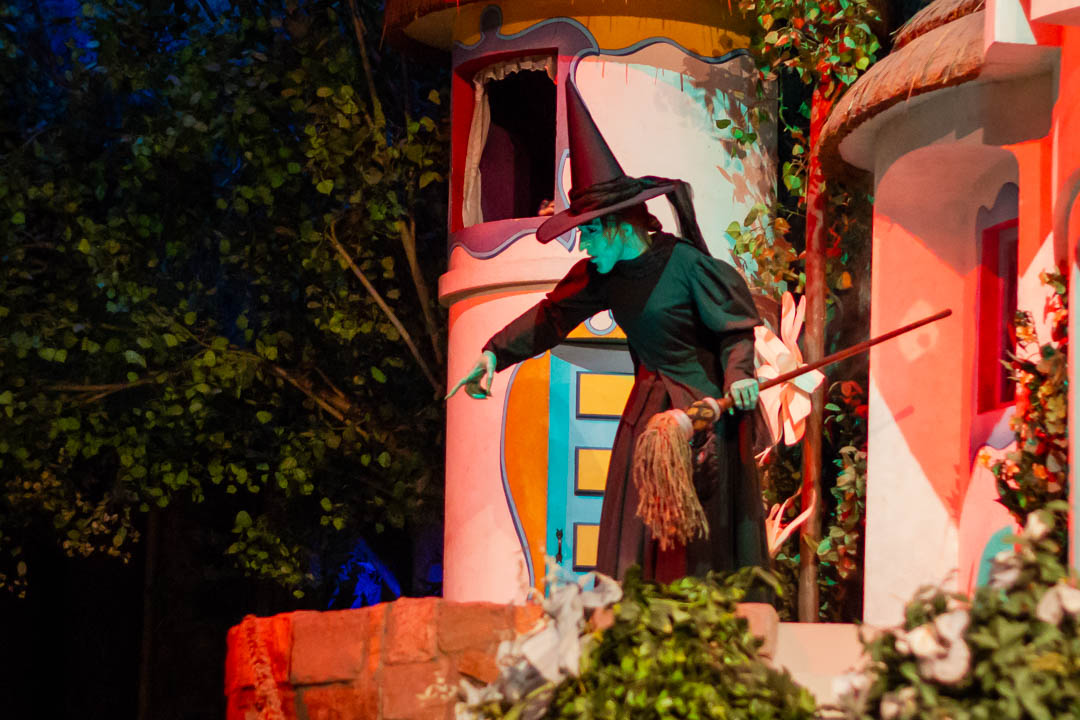The Great Movie Ride - Wicked Witch of the West