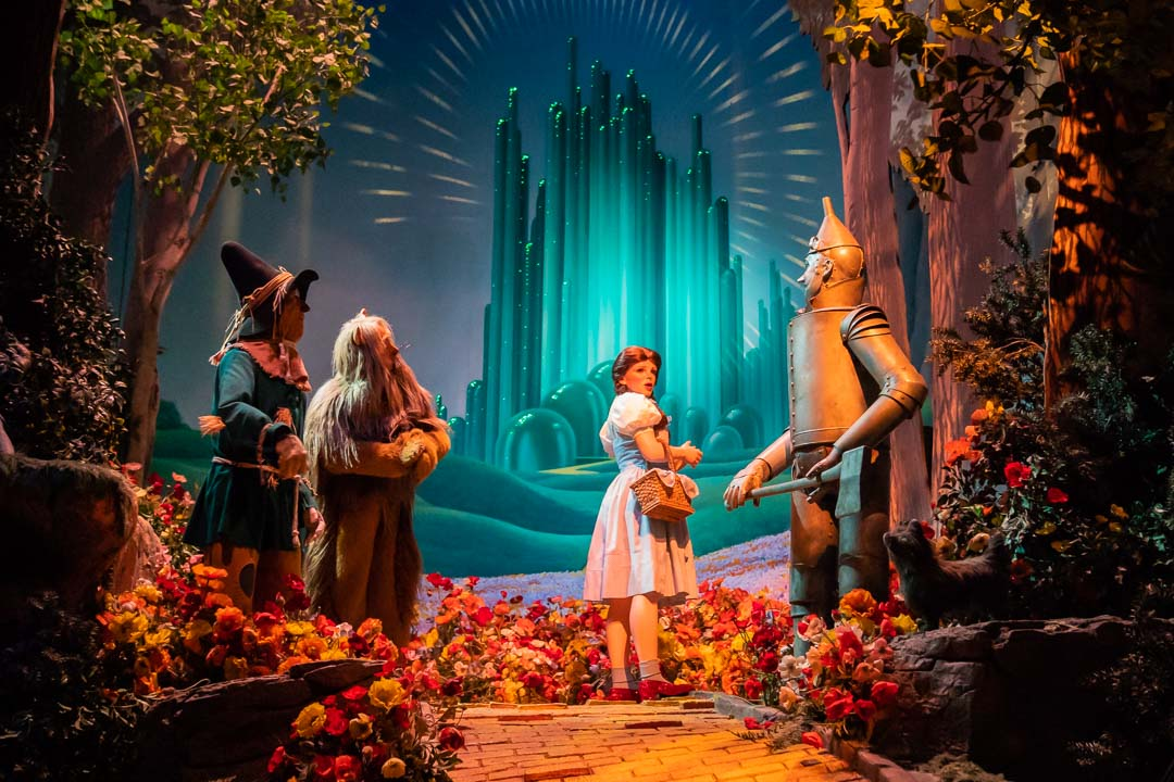 The Great movie Ride - Emerald City